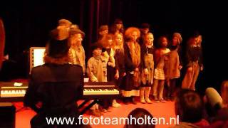 Muzikale Kerstavond In Kulturhus Deel 1 2011