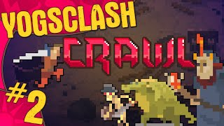 Crawl #2 - YogsClash - Shopaholic