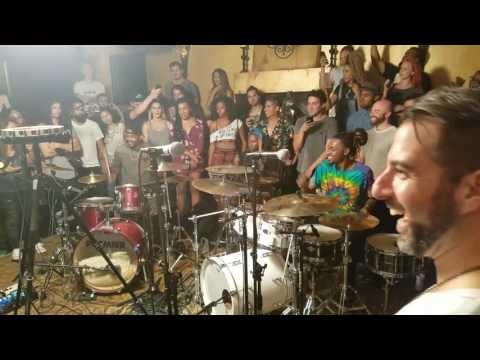 Devon Taylor and Ray Marshall Jr at Jammjam 8