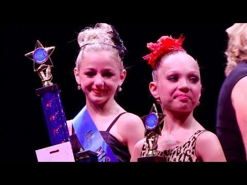 Dance Moms - Chloe Beats Maddie At Nationals - Silence - Season 2