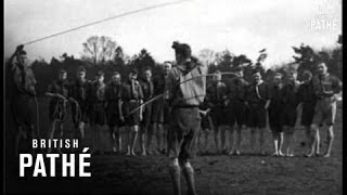 Spin-Sirs!  A Scout Episode (1930-1931)