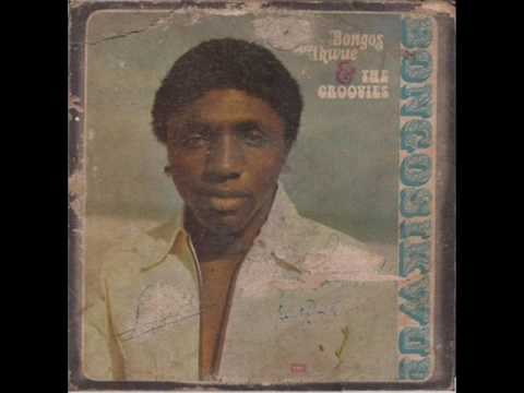 Bongos Ikwue and The Groovies - Sitting On The Beach