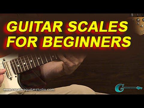 beginner-guitar:-guitar-scales-for-beginners
