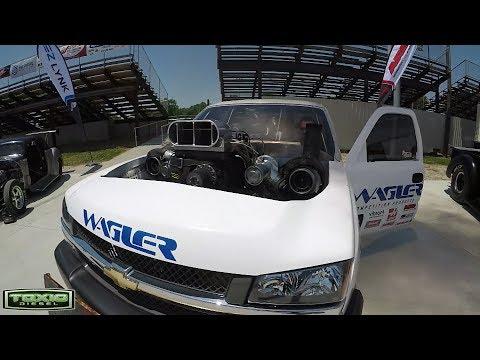 140psi Boost Billet 6.6L Duramax - Wagler Competition