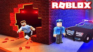 ROBLOX JAILBREAK NEW ESCAPE!