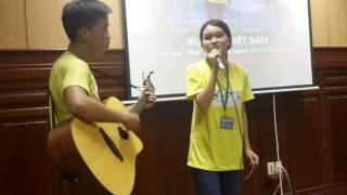Nụ Cười Việt Nam - Thuỳ Trang & Duy Hoạch (Ban Truyền thông)