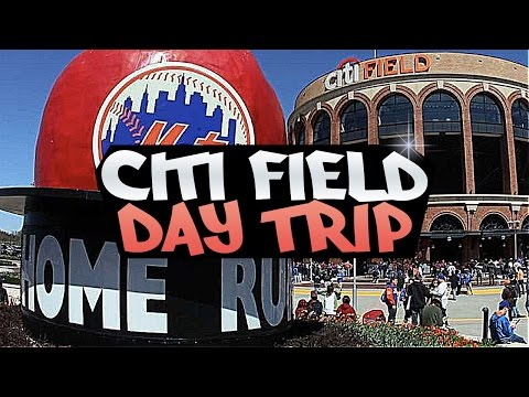 SO MUCH WIND! CITI FIELD VLOG! METS VS  MARLINS!
