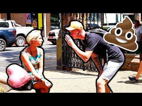 TELLING STRANGERS THEY STINK PRANK *GONE WRONG*