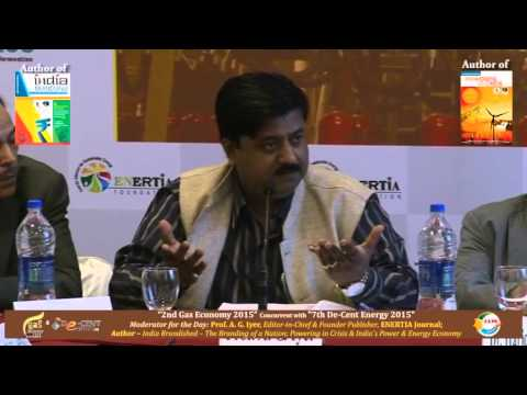 """2nd GAS Economy Conclave 2015 concurrent with 7th De-Cent E"