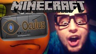 Minecraft в шлеме виртуальной реальности ! (Oculus Rift DK2)(Купить игры со скидкой можно тут - http://plaaay.ru Купон на скидку в 5%: POMIDORKA-DSM Одолжили Oculus Rift и собирают лучшие..., 2014-10-09T05:42:23.000Z)