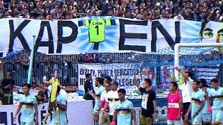 HD Mengharukan Tribute Khusus Legenda Choirul Huda Oleh Persela Lamongan dan LA Mania