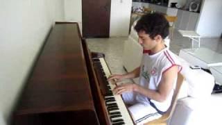 שלמה ארצי - ואלס בחמש ושלושים קאבר פסנתר Shlomo Artzi