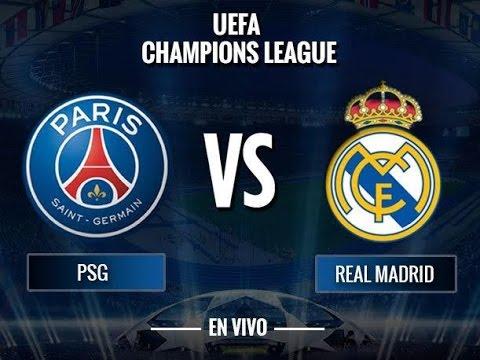 Image Result For En Vivo Psg Vs Real Madrid En Vivo Head To Head