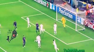 ملخص مباراة برشلونة و باريس سان جيرمان 3-1 دورى ابطال اوروبا عصام الشوالي HD