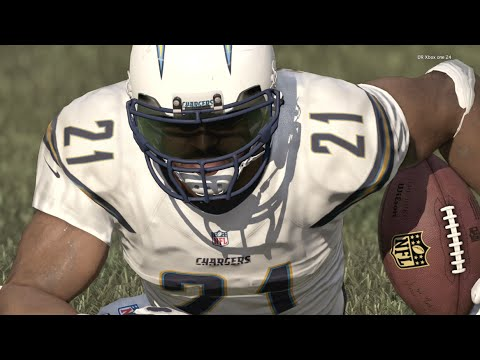 BOSS 99 OVERALL LADANIAN TOMLINSON GOES BEAST MODE IN CLOSE BATTLE! Madden 16 Ultimate Gameplay