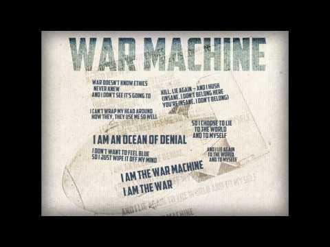 01 War Machine (with Lyrics) - Duck On Cover - Shearer