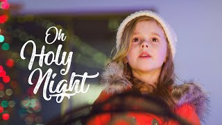Oh Holy Night - 7-Year-Old Claire Crosby and Dave Crosby