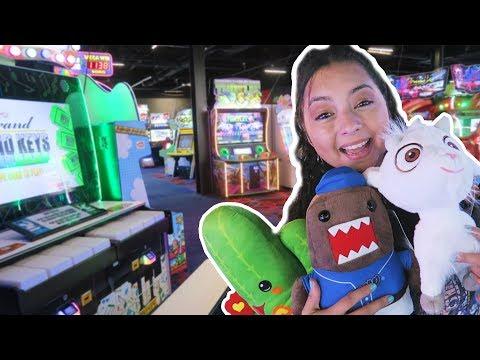 Round 1 Arcade Fun!