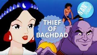 הגנב מבגדד סרט מצויר מלא