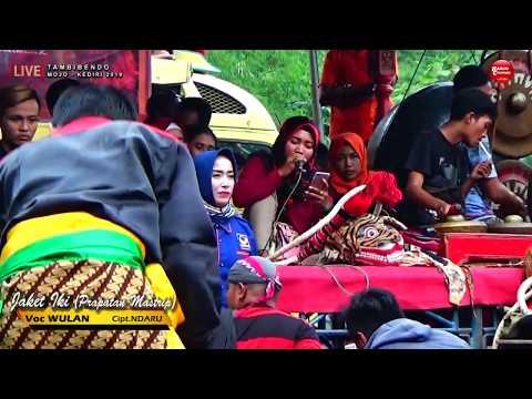 Lagu Jaranan Syahdu JAKET IKI (Prapatan Mastrip) Cover Voc WULAN == PUTRO BATHORO Live TAMBIBENDO