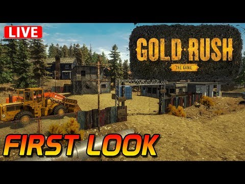Im Goldrausch - LIVE [HD] [GER] Gold Rush - The Game First Look
