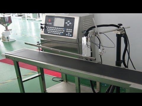 Maintenance of the Inkjet printer machine Aufrechterhaltung der Inkjet-Drucker Maschine