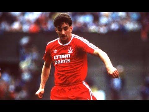John Aldridge – Liverpool Football Club 1987–1989