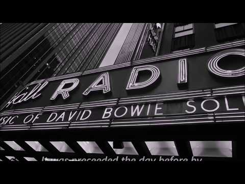 The Music of David Bowie: Radio City Music Hall (April 1st, 2016)
