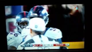 Dontari Poe Kansas City Chiefs Touchdown pass!
