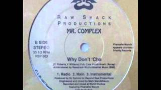 Mr. Complex - Why Don