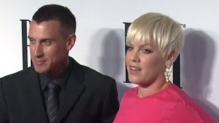 Download Heard on the Red Carpet: P!nk at BMI Pop Awards MP3 song and Music Video