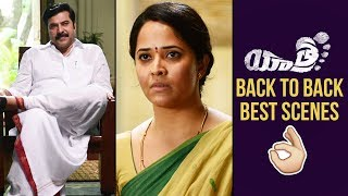 Yatra Movie Back To Back Best Scenes | Mammootty | Anasuya | YSR Biopic | 2019 Latest Telugu Movies