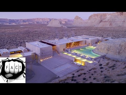 Top 10 Most Luxurious Desert Resorts & Hotels