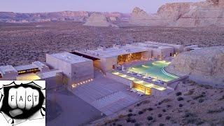 Top 10 Most Luxurious Desert Resorts & Hotels