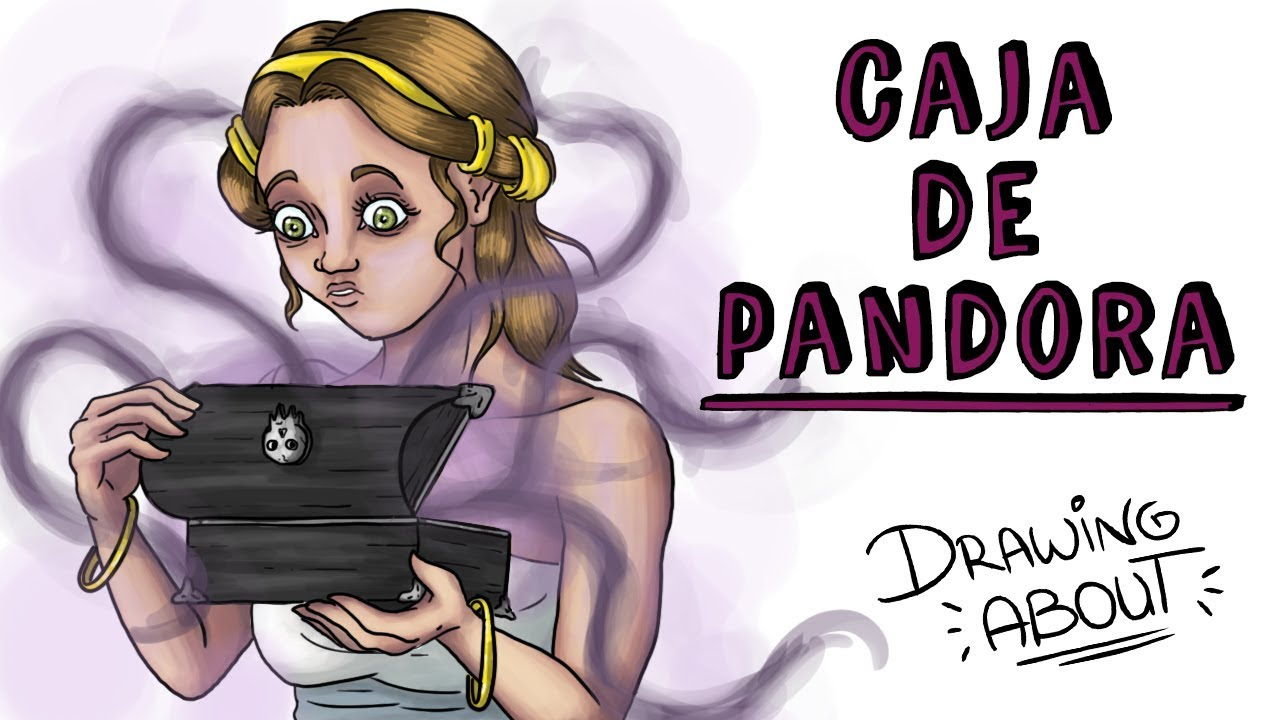 La Caja De Pandora Draw My Life Youtube