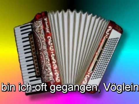 Volkslieder Medley (5 Lieder)
