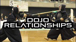 [KENDO RANT] - Dojo Relationships? Swearing During Shiai?
