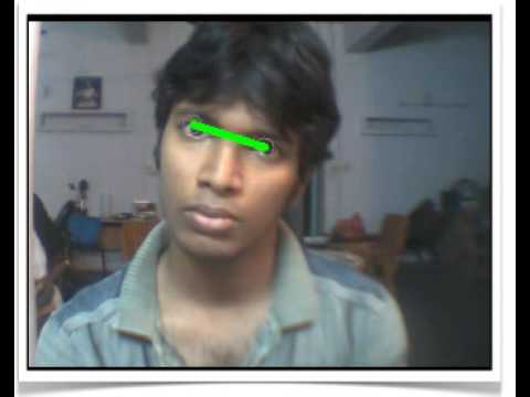 Eye Tracking - OpenCV - pam-face-authentication