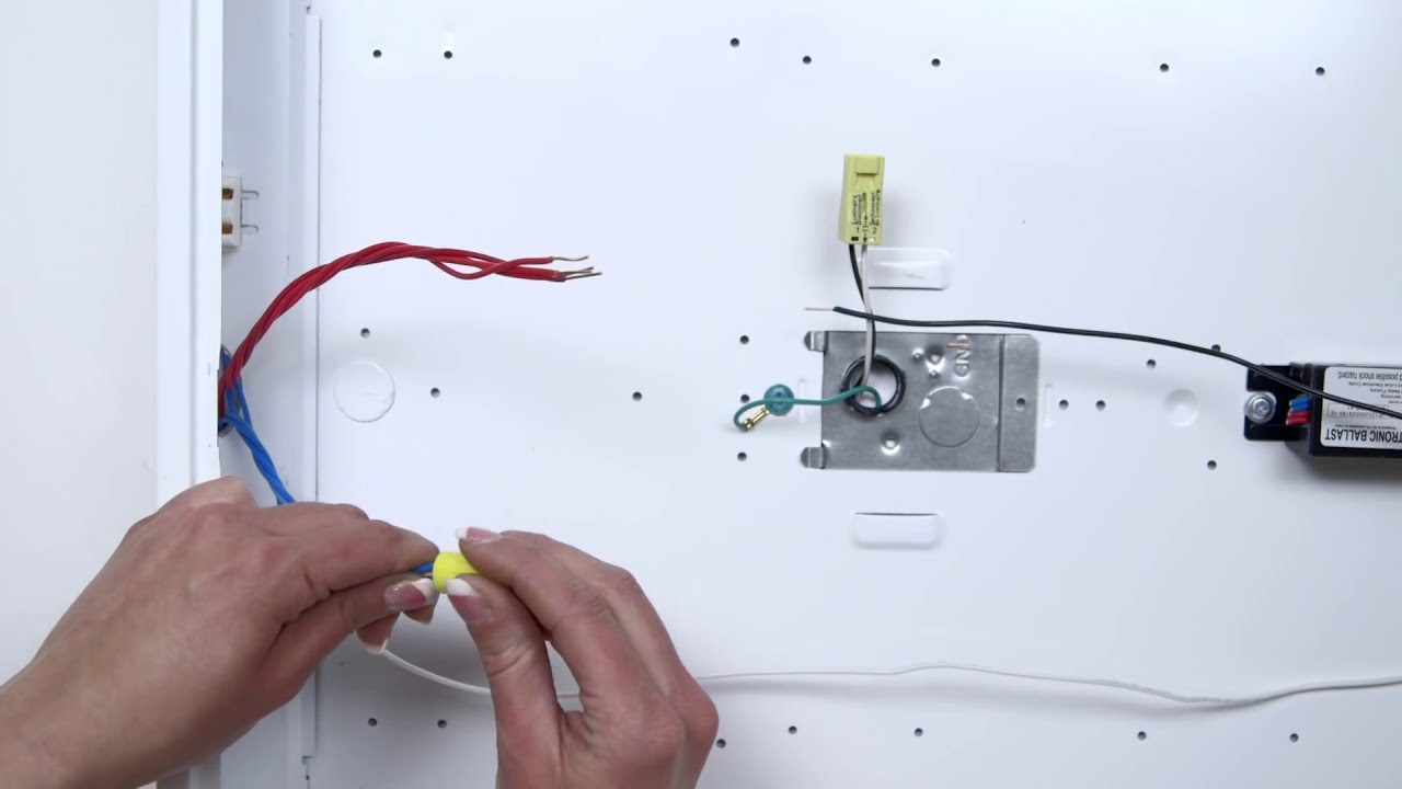 Toggled T8 T12 Led Light Tube Installation Instructions How To Wiring Diagram Install Linear Lamps