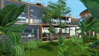 Les Sims 3 - La vie d'un architecte - épisode 4 : villa de rêve 4/6