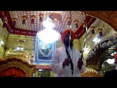 Guru Gobind Singh - Weapons of the Khalsa on Display at Hazur Sahib