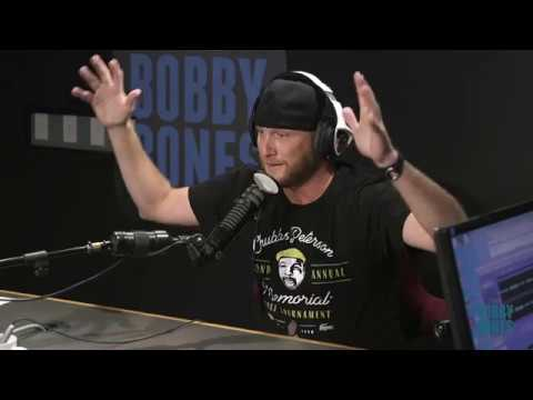 Friday Morning Converstation with Cole Swindell