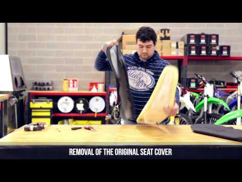 'Selle Dalla Valle' seat cover replacement video tutorial