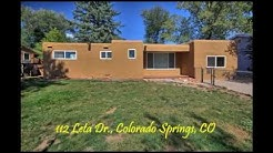 112 Leta Drive, Colorado Springs, CO 80911