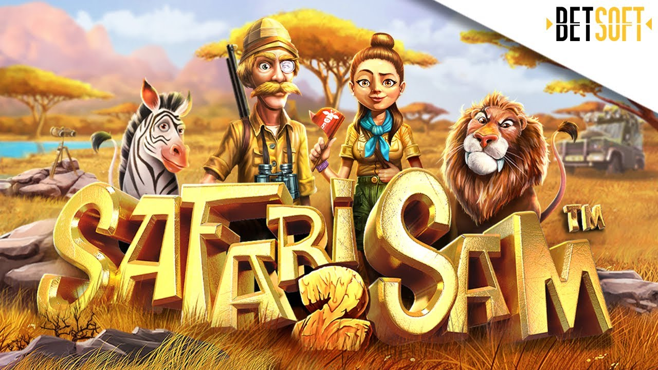 Betsoft Gaming goes wild with latest release Safari Sam 2