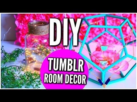 DIY Tumblr Room Decor 2016: Coachella Inspired