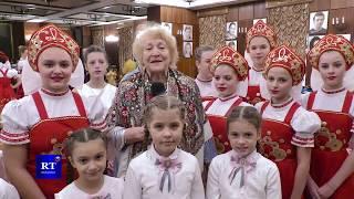 «Золотая лира» -  отражение русского мира в детском творчестве