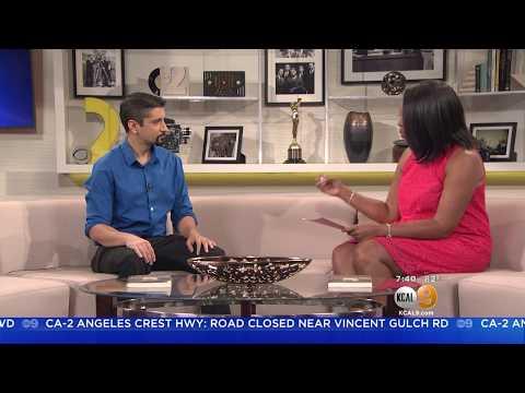 Akshay Nanavati on CBS Los Angeles