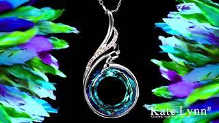 Kate Lynn Necklaces for Women Jewelry Gift Woman's Nirvana of PhoenixSwarovski Crystals