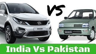 India Vs Pakistan : Automobile Industry